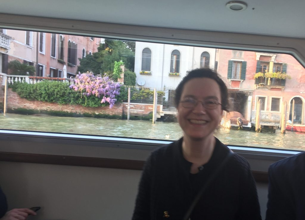 hiveonline at the G7 in Venice 1