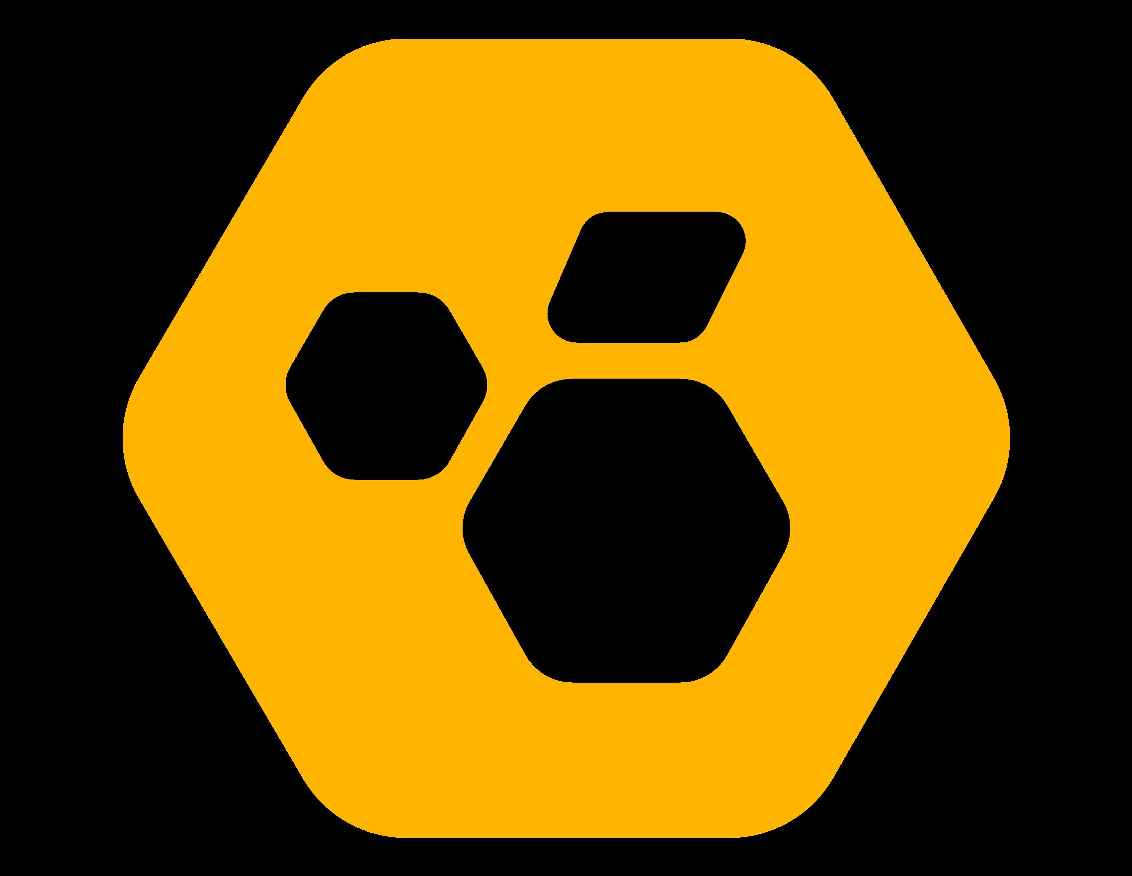 hive logo orange