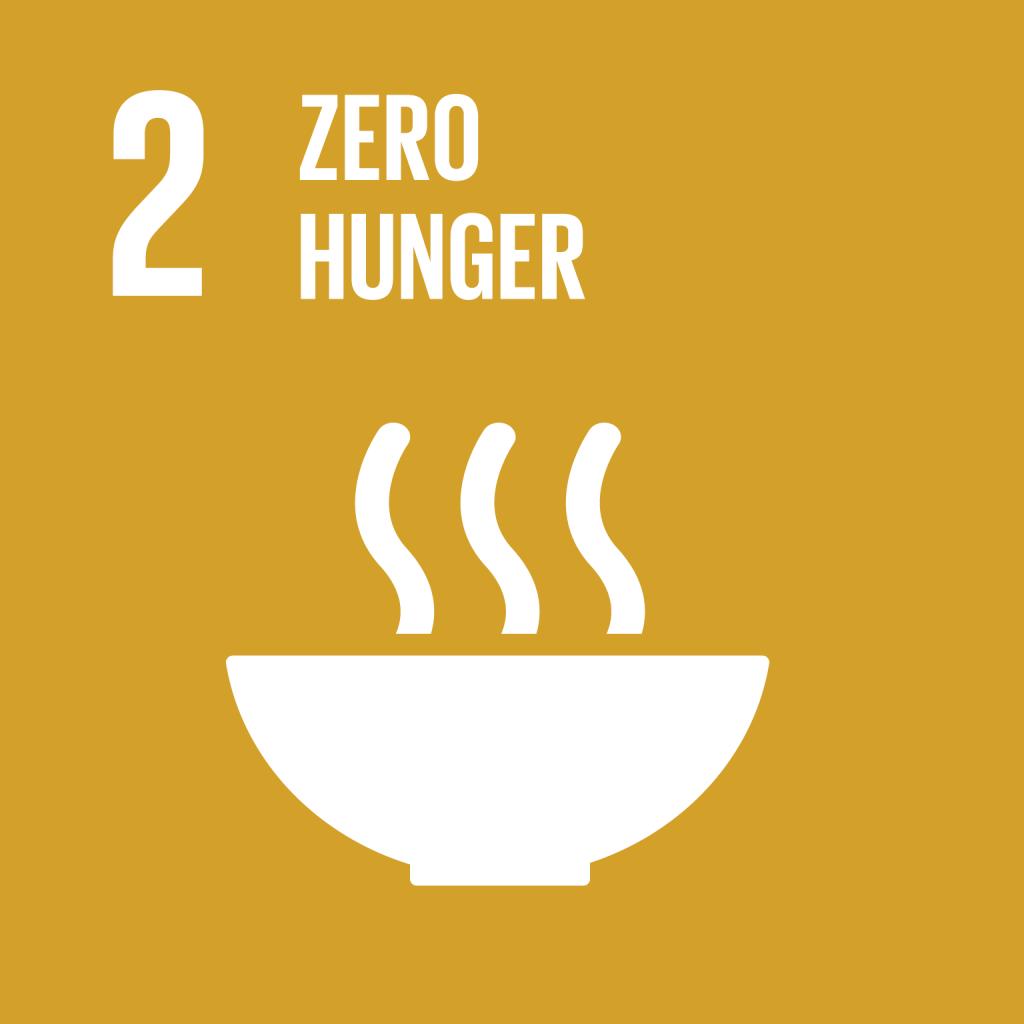 SDG 2 Zero Hunger