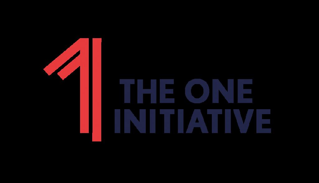 the one initiative logo