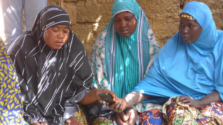community finance in Niger