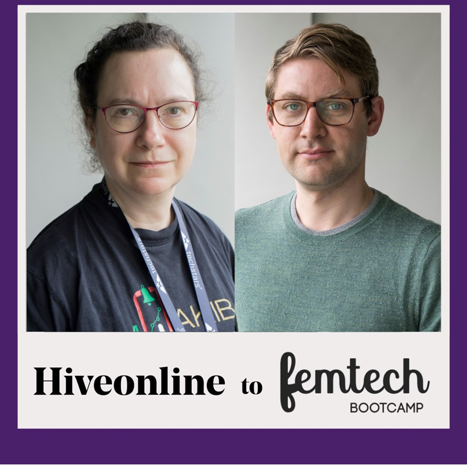 Expanding and growing the skills and network of hiveonline 2