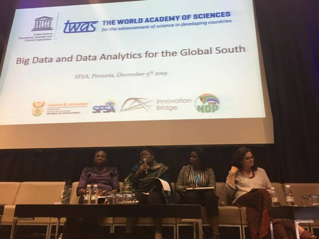 """hiveonline's anne namuli presents on """"big data and data analytics in the global south"""" 3"""
