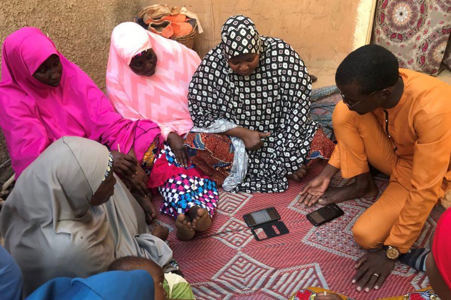 women in savings groups