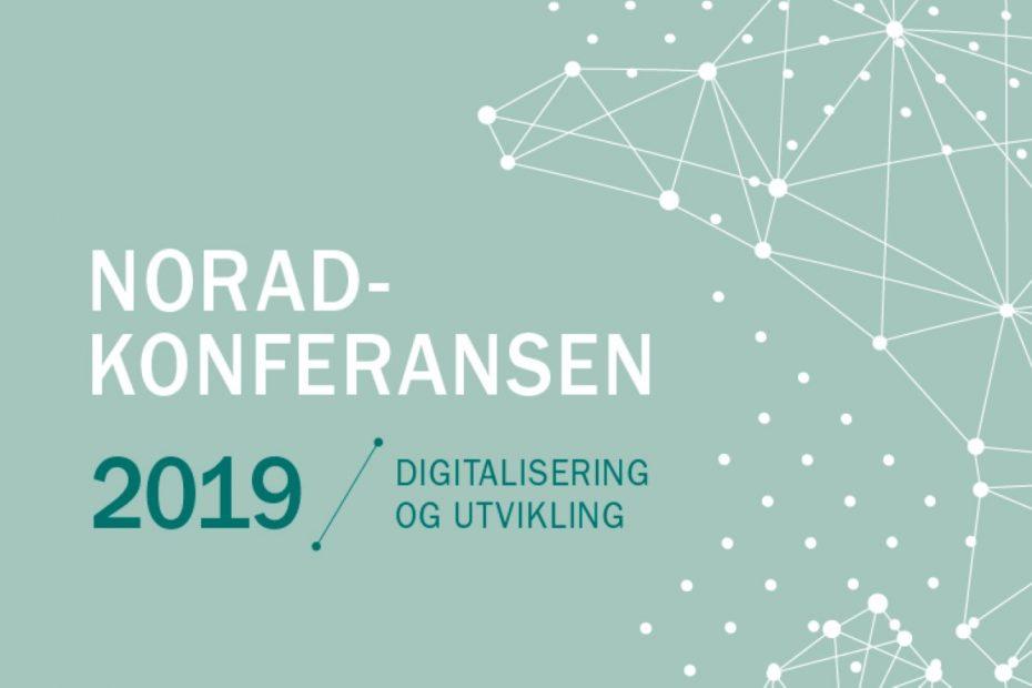 Sofie Speaks at NORAD on Blockchain for Development 5