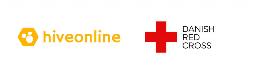 hiveonline & the Danish Red Cross are leading the research for the Humanitarian Blockchain Initiative 1