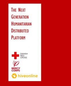 Next Generation Humanitarian Digital Platform
