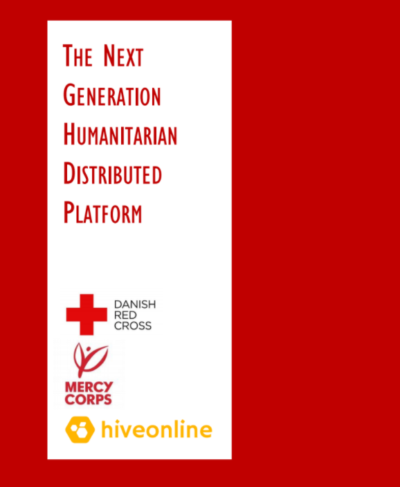 Blockchain for Good: The Next Generation Humanitarian Distributed Platform 1