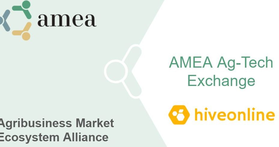 hiveonline on AMEA Ag-Tech Exchange 4