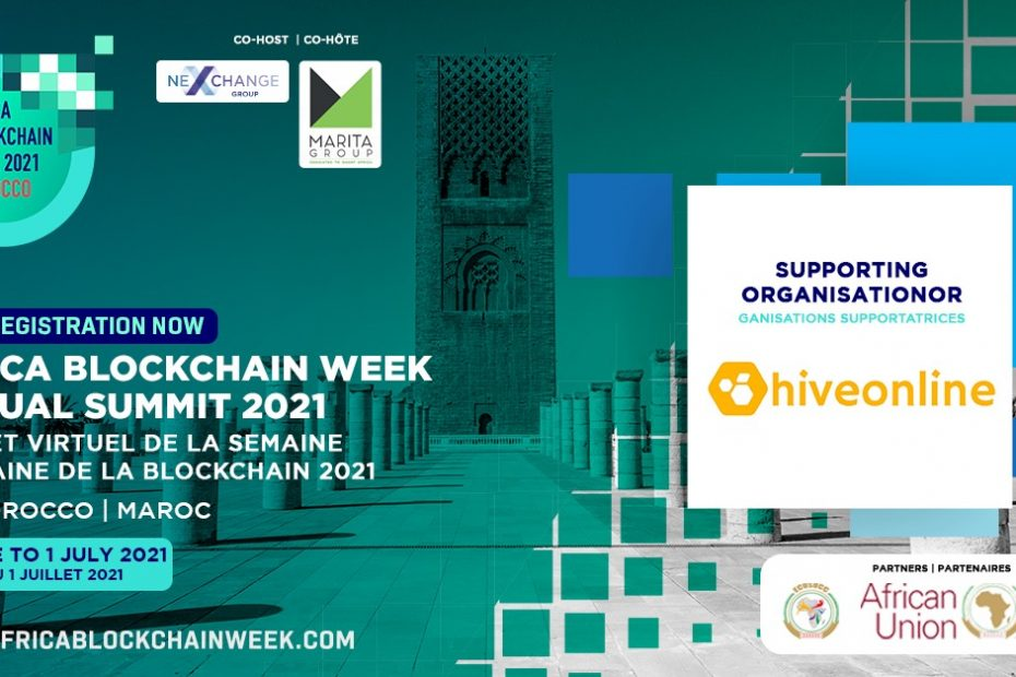 NexChange Group and Marita Group Co-Host Africa Blockchain Week Virtual Summit to Showcase Continent's Technological Leapfrog 1
